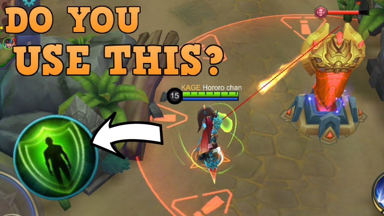 IRON WALL ABILITY WHY NOONE USE IT? - YouTube