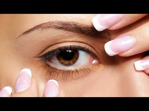 Опух глаз нижнее веко и болит что это