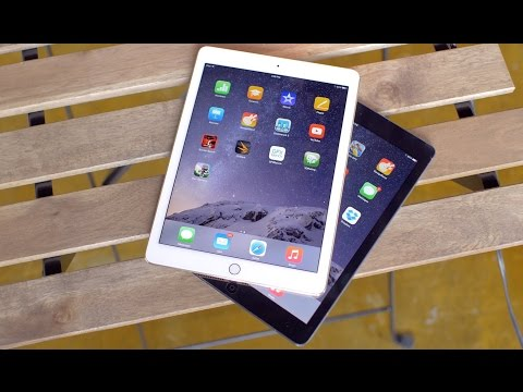Apple iPad Air 2 vs iPad Air!