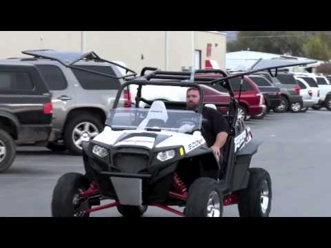 Patented Gull Wing Doors For Utv S Available To License