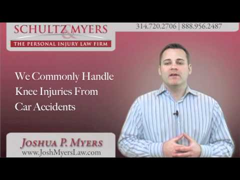 Car Accidents & Knee Injuries - An Injury Lawyer's Take