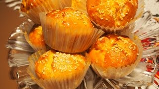Persian Cupcake (cake Yazdi) | کیک یزدی