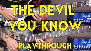 The Devil You Know   Blues Saraceno   Steve Stine   Playthrough   Cover