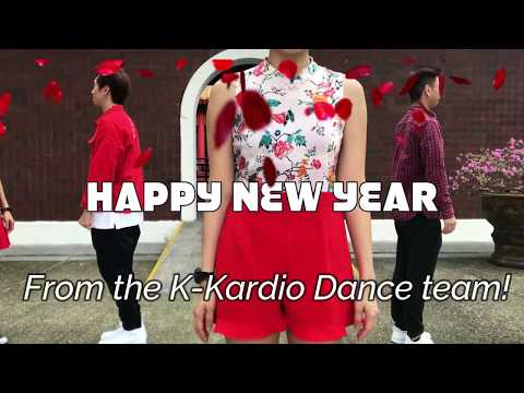 UNIQ - Happy New Year (K-Kardio Dance workout!)