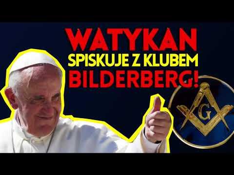 Watykan spiskuje z Klubem Bilderberg! Kowalski & Chojecki NA ŻYWO w IPP TV 8.06.2018