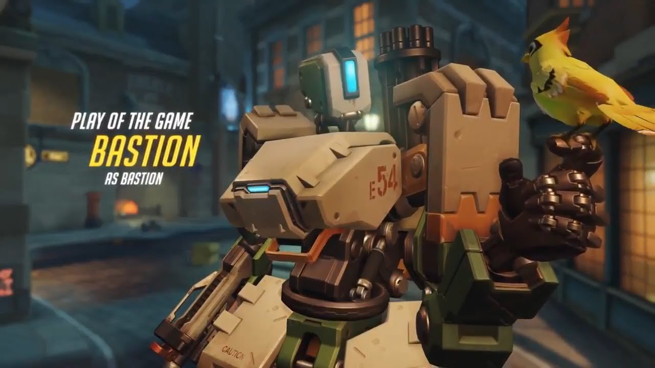 Discussion on this topic: How to Play As Bastion in Overwatch, how-to-play-as-bastion-in-overwatch/