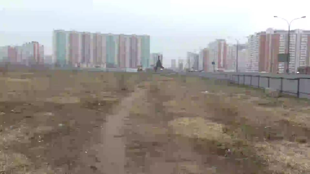 Жителям Некрасовки нужен парк, спортивный комплекс, а не коробки жилых домов
