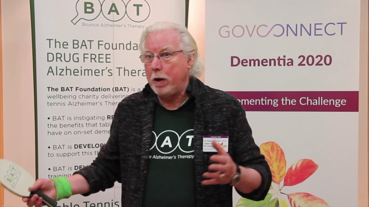 Dementia 2020 Conference The Bat Foundation