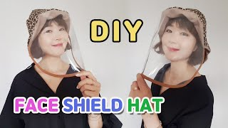 [Free pattern]DIY FACE SHIELD/…
