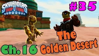 Skylanders Trap Team Part 35 Chapter 16 The Golden Desert Part 2