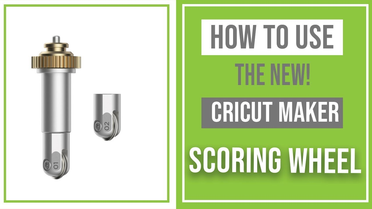 Cricut Scoring Wheel Tip Drive Housing for Cricut Maker