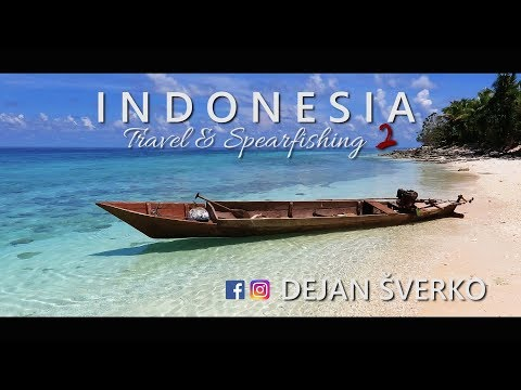 Indonesia – Travel & Spearfishing 2