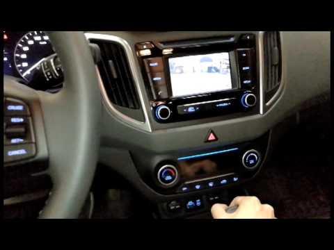 Hyundai Creta - установка не оригинальной  передней камеры на штатную систему