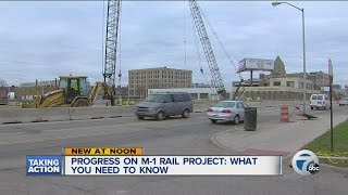 Progress on the M-1 Rail project: what you need to know