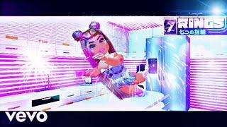 7 Rings - Ariana Grande (Roblox Music Video)