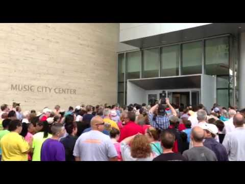 Music City Center Opening