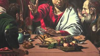 Art Tutorial-Supper at Emmaus