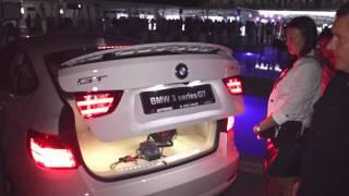 Презентация BMW 3 серии Гран Туризмо в клубе