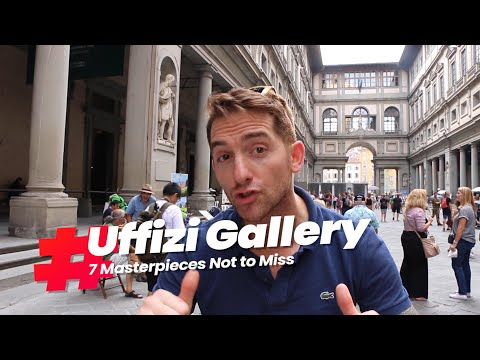 7 Masterpieces Not to Miss at the Uffizi Gallery