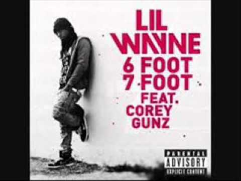 Lil Wayne - 6 Foot 7 Foot (Clean) ft. Holy Ghost