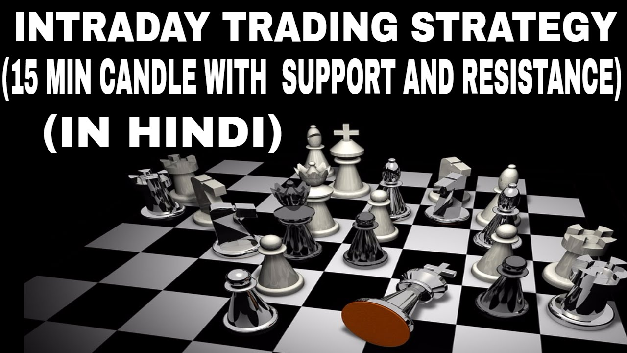 15 minutes trading strategy