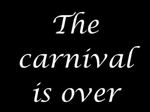 Dead Can Dance - The Carnival Is Over  (KARAOKE)