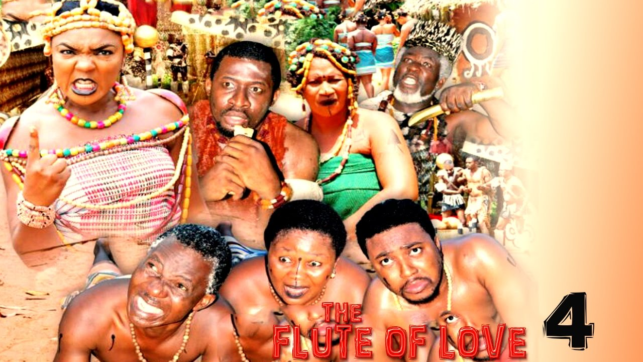 Download The Flute Of Love Season 4 - Latest 2016 Nigerian Nollywood Movie