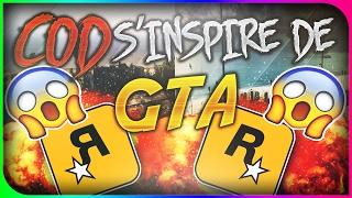✴OMG!!✴ ACTIVISION S'INSPIRE DE GTA5??!!!