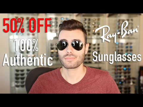 Where To Buy Cheap 100% Authentic Ray-Ban Sunglasses