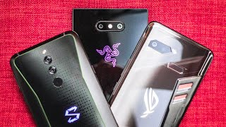 The Best Gaming Phone Is...