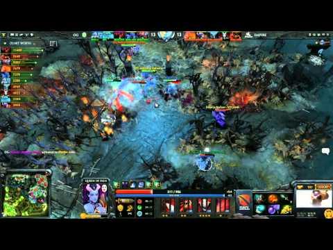 Team Empire vs. OG - D2CL S6 Playoffs - G1
