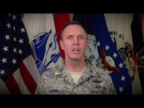 Brig Gen Degnon's message to the troops