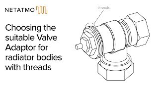 How to choose your suitable Valve Adaptor for valve bodies with threads