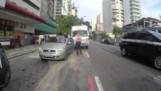 NitTrans fiscalizando ciclofiaxa / Niterói (18/07/14)