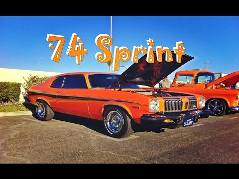 1974 Oldsmobile Sprint Muscle Car