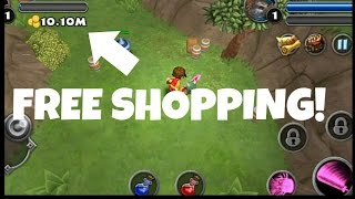 Dungeon Quest MOD (FREE SHOPPING) *VITAL TO READ DESCRIPTION AND WATCH WHOLE VIDEO FOR PROOF*