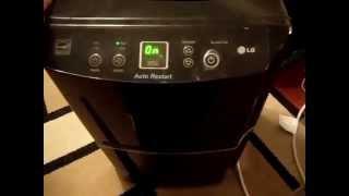 LG Dehumidifier Easy Repair Fix (Red Light Beep Water Not Collecting LD651EBL Ld301el LD650EAL)