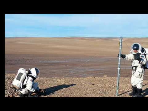 Are the NASA Mars Rover images actually from Devon Island Canada?