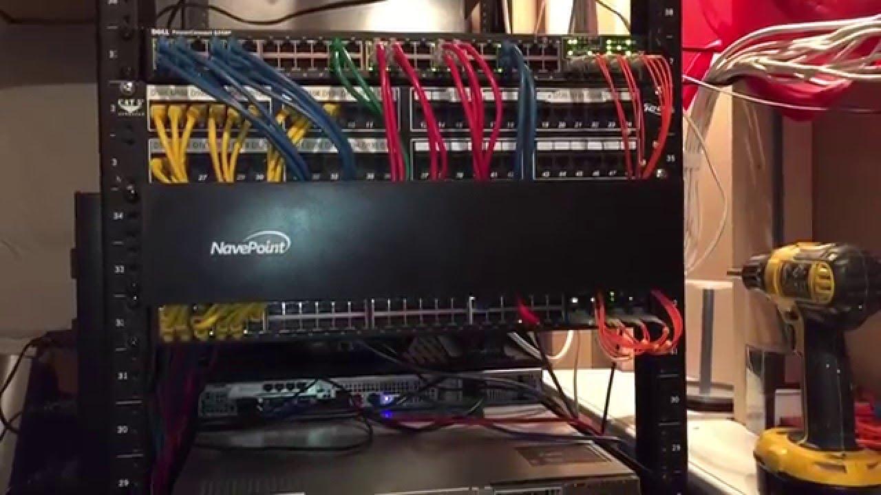 Home Data Center Project - 2016   VMware   Dell PowerEdge  FreeNAS 