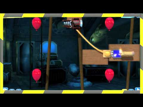 Crazy Machines Golden Gears Trailer
