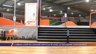 Yvelines | L'Urban Jump en grande difficulté avec le deuxième confinement