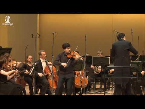 Mikhail Pochekin - Mozart violin concerto No.5, K.219