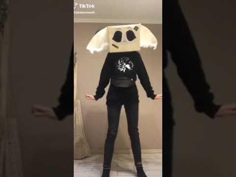Топ видео с коробками тян (кун) Tik Tok