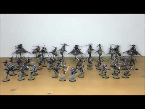 Commission Update: Harlequin Army - Siege Studios
