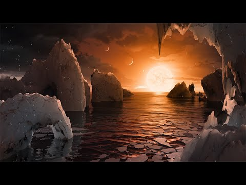 NASA - TRAPPIST-1 | NEW SOLAR SYSTEM FOUND | EARTH LIKE PLANETS FOUND