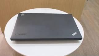 รีวิว Lenovo ThinkPad L540 - RAM 8GB HDD 320GB สภาพดี!! มีประกัน!!