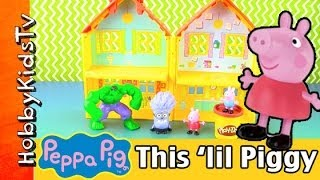 PEPPA Pig Sings This Lil
