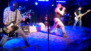 The Nasties live at The Rockpile, Toronto 2014