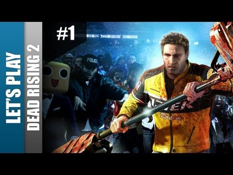 Let's Play Dead Rising 2 (Co-op) : Episode 1 - Damn Dice
