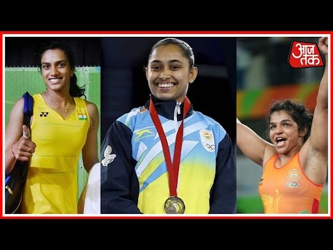Sindhu, Sakshi And Dipa To Be Awarded With Khel Ratna Award
